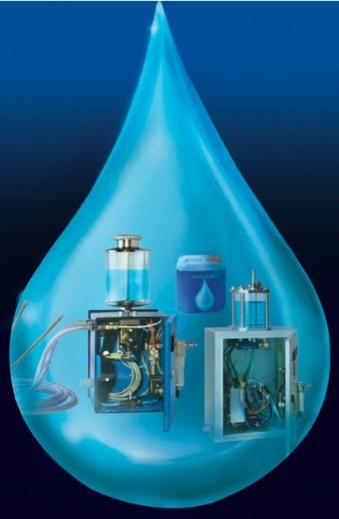 Micro-lubrification